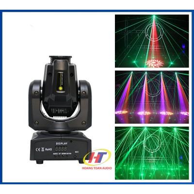 Đèn moving head led kết hợp lazer 30w