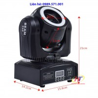 Đèn moving beam x60w