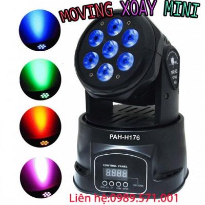 Đèn xoay mini PAH-H176