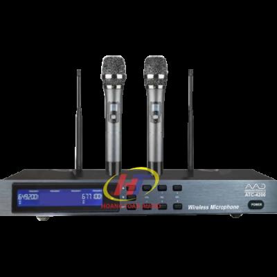 Micro không dây AAD ATC-4200