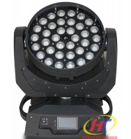 MOVING HEAD WASH LED 36 x 10W