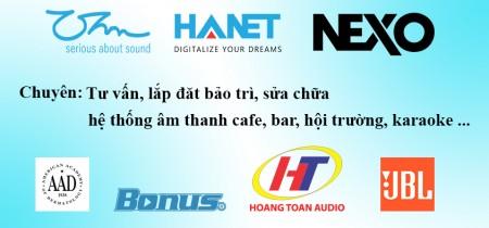 Dịch vụ lắp đặt, bảo trì hê thống âm thanh khu vực Lâm Đồng