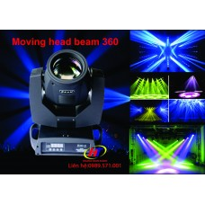 Moving head beam 360