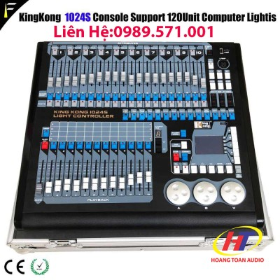 Mixer đèn KingKong 1024s