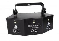Đèn Laser 9 Mắt Cảm Biến Âm Thanh