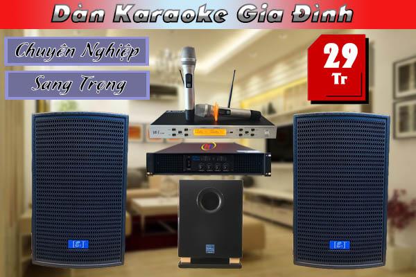dan karaoke 29 trieu